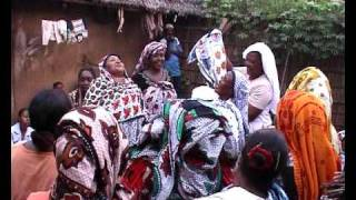 Traditions of Comoros, Moheli.