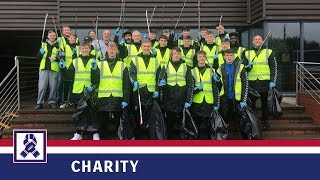 CHARITY | Ibrox Clean Up