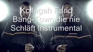Kollegah Farid Bang-Town,die nie Schläft(Instrumental)(JBG2)