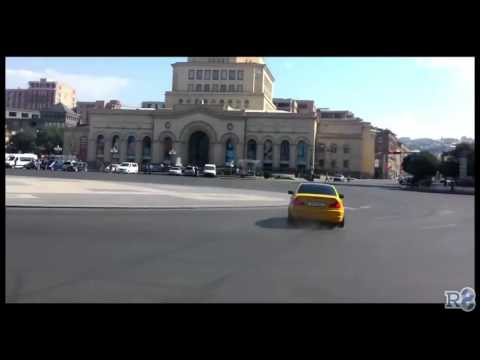 Armenian Car & Drift Style 2017