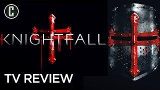 Knightfall Season 1 Review (HISTORY TV Series)