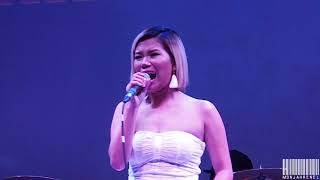 I Don't Wanna Miss A Thing - Katrina Velarde Live in The Music Hall