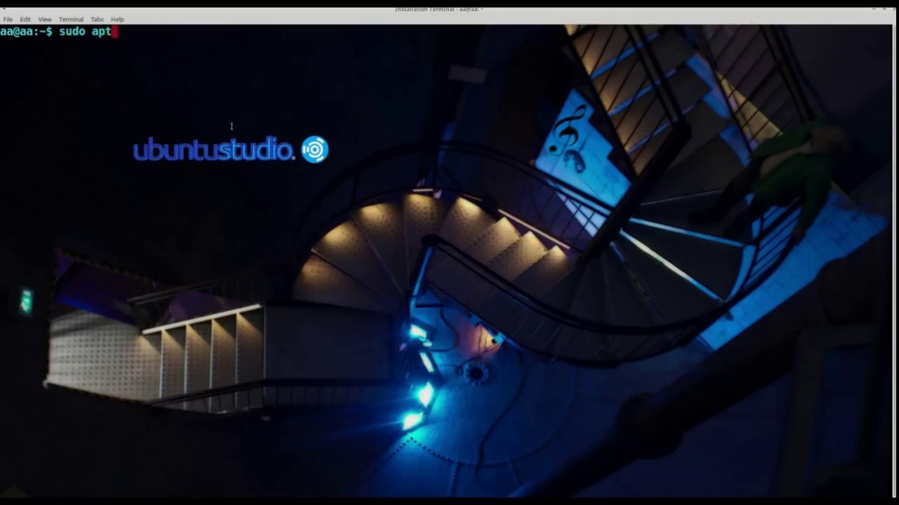 How to Install DB Browser for SQlite in Ubuntu Studio 18 04 LTS