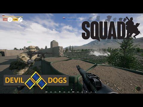 Rocket Defense - Squad - Devil Dogs