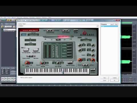 best autotune tutorial - m2dac (how to use autotune on cep) -