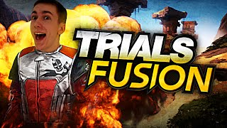 WE BROKE THE GAME! - Trials Fusion