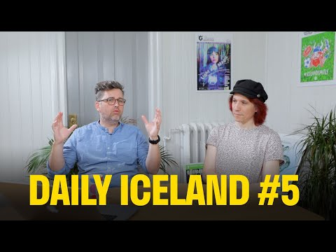 Daily Iceland #5: Hatari, Dodgy Beluga Whales and Pet Import Laws