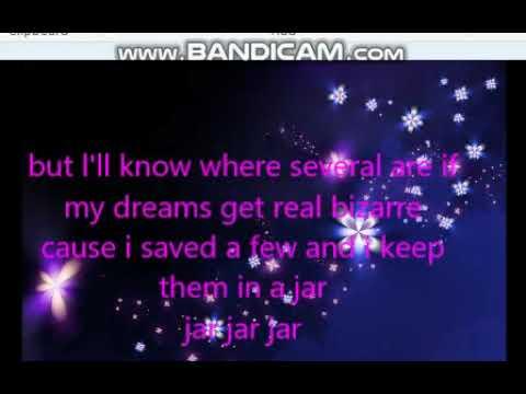 owl city fireflies female cover lyrics