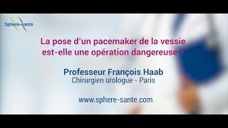 La pose d'un pacemaker de vessie, une opération dangereuse ?