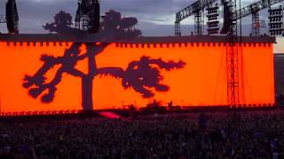 "U2 ""Where The Streets"" with Air Corp The Joshua Tree Tour Live from Dublin (4K)"