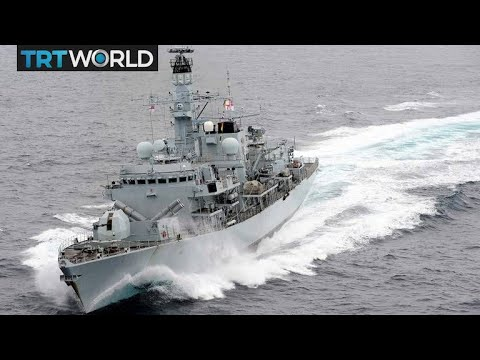 Tension in the Gulf: UK says Iranian boats tried to block British tanker