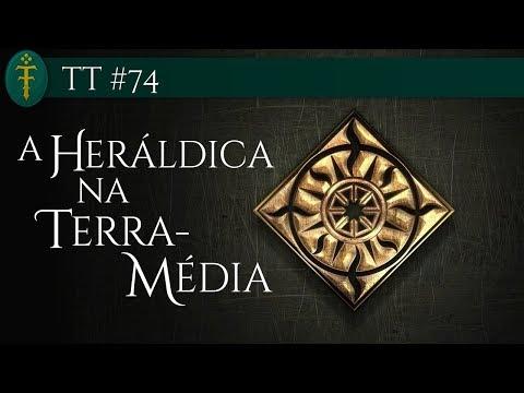 TT #74 - A Heráldica da Terra-média