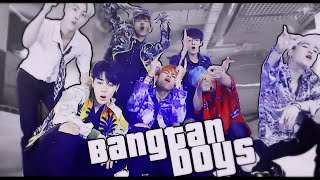BTS | gangsta (GTA AU)