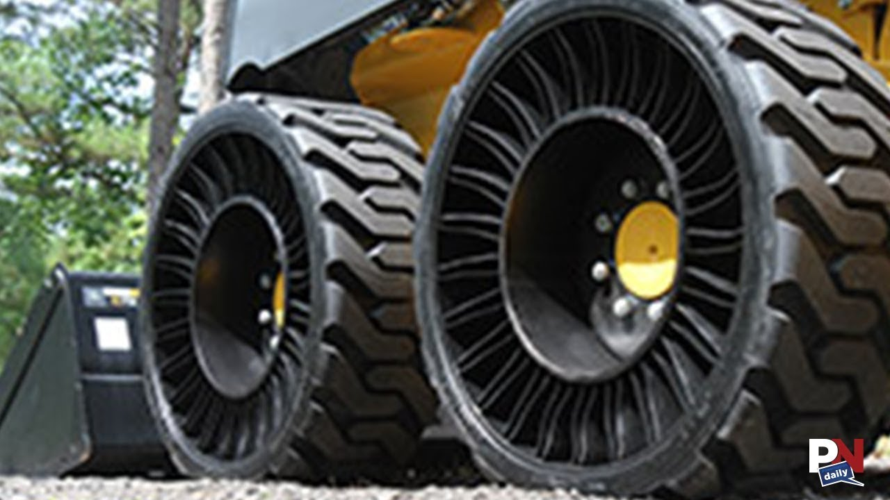 You Can Now Michelin S Airless Tire