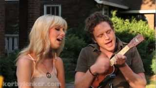 You are My Sunshine performed by Korby Lenker and Marion Grace