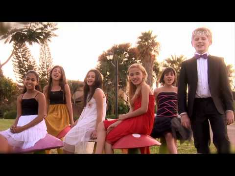 Kids.il - Let The Music Win (Israel) Junior Eurovision Song Contest 2012 official video
