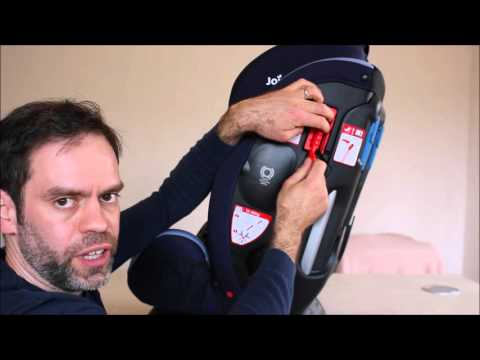 An Overview Of The Joie 'Every Stage' Car Seat