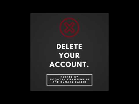 Liz Jackson on Delete Your Account