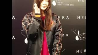 [오늘 뭐 입어?] 서울 패션 위크에서 만난 셀러브리티