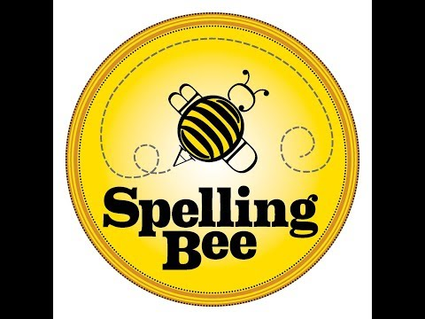 Phil D. Swing Spelling Bee 2018