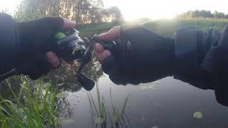 Малые реки КАЛУЖСКОЙ ОБЛ.!!! Ловля ЩУКИ на спиннинг! Приманки для малых рек!