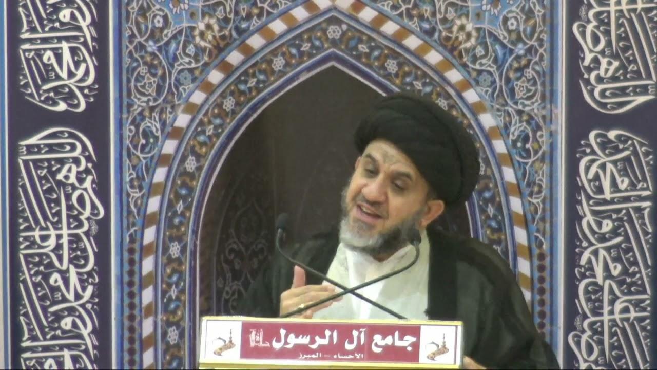 ماحكم ظاهرة رش القبور؟ لسماحة العلامة السيد هاشم السلمان
