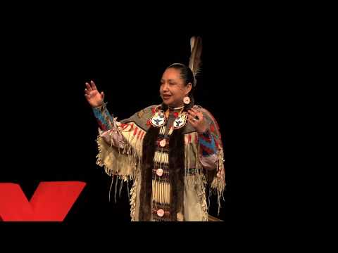 Native Americans : We Shall Remain | LoVina Louie | TEDxCoeurdalene