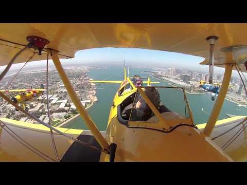 San Diego  Bay Tour Flight