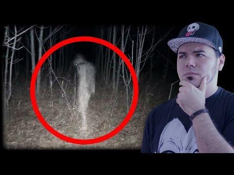 Cosa si Nasconde nelle Foreste ? 🤔 Cose Paranormali Riprese in Videocamere
