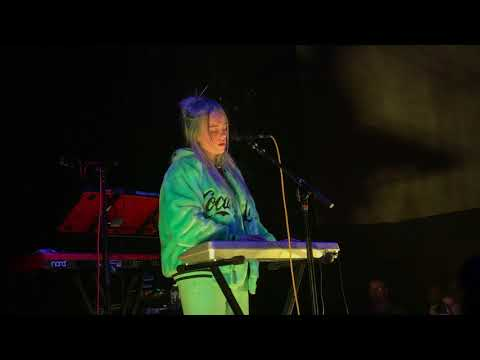 Billie Eilish - Listen (NEW SONG 2017) (Live at The Observatory)