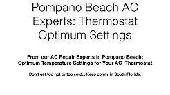SOUTH FLORIDA AC REPAIR AND MAINTENANCE