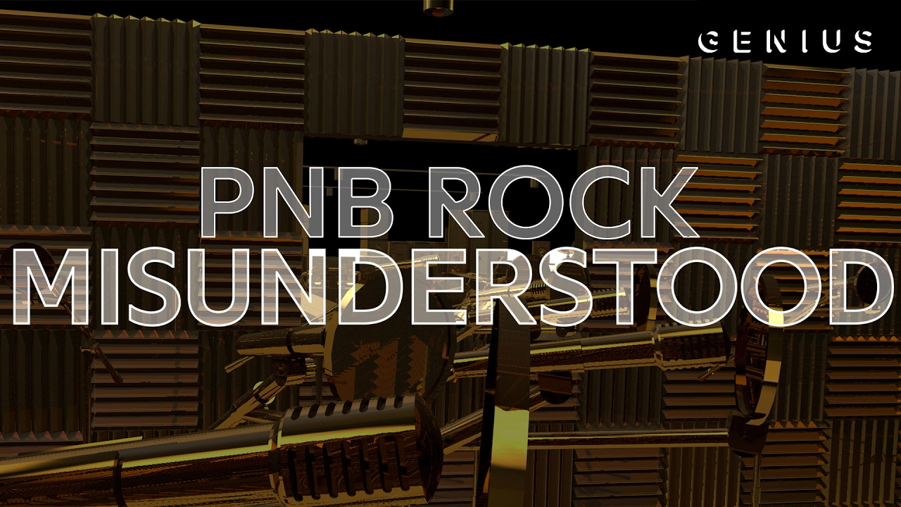 PnB Rock - Misunderstood (Official Lyric Video)
