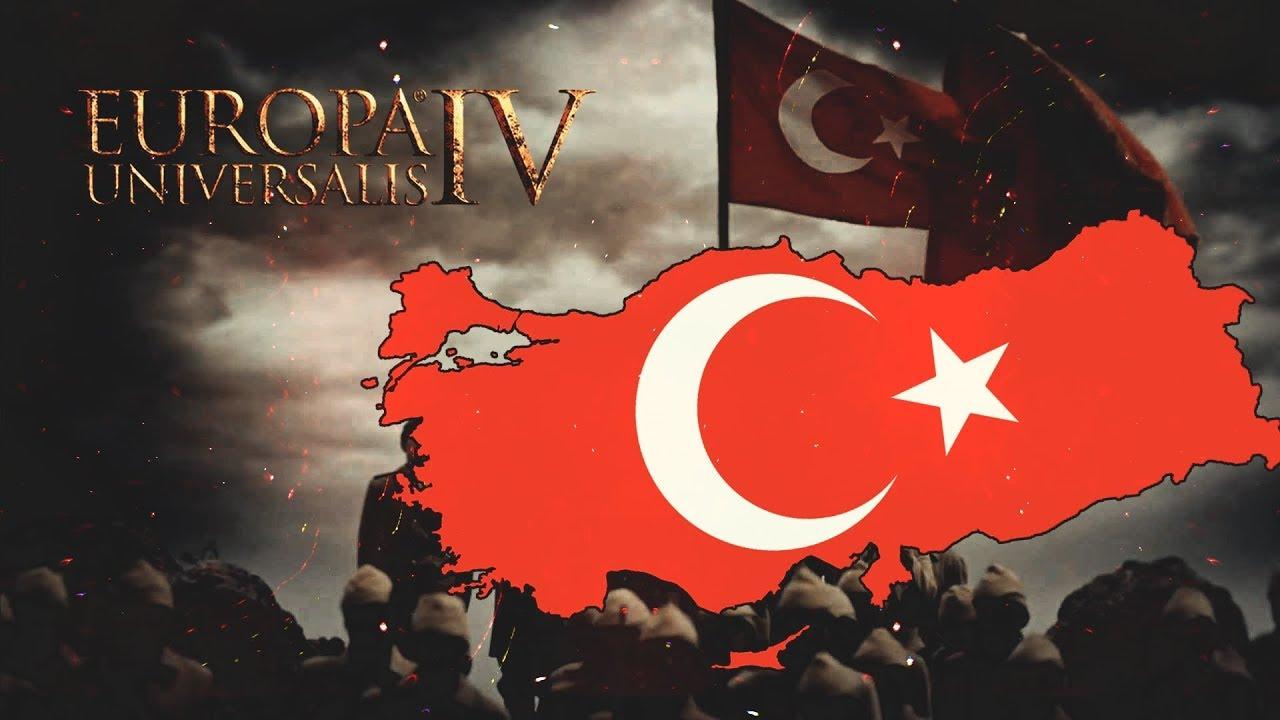 YENİ SERİ - GÜNÜMÜZ TÜRKİYESİ - BÖLÜM 1 - Europa Universalis IV