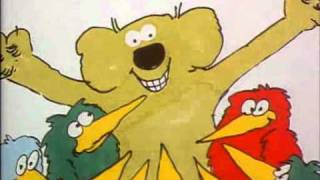 Roobarb, When Roobarb Did The Lions Share
