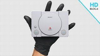 PROVATA E SMONTATA: Sony PlayStation Classic   RECENSIONE
