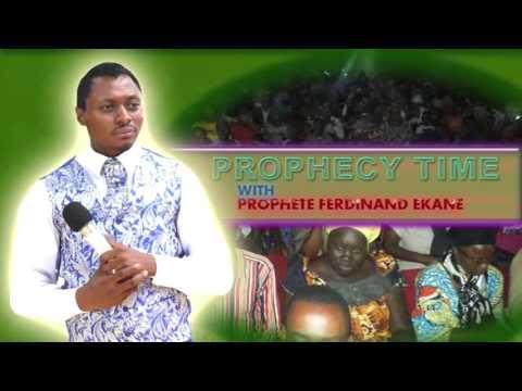 PROPHETE Ferdinand EKANE DU CAMEROUN