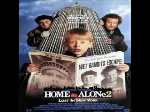 Home Alone 2 soundtrack - Christmas Star - YouTube