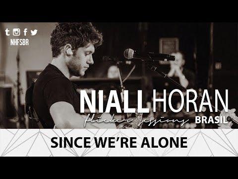 SINCE WE'RE ALONE - Niall Horan (LYRICS)