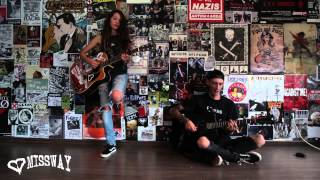 Screeching Weasel -The Girl Next Door (MISSWAY acoustic cover)