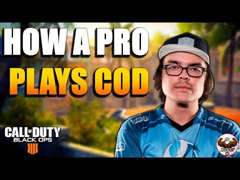 How a Pro Plays CoD & How to Improve in CoD BO4 - Видео онлайн