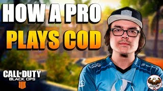 How a Pro Plays CoD & How to Improve in CoD BO4