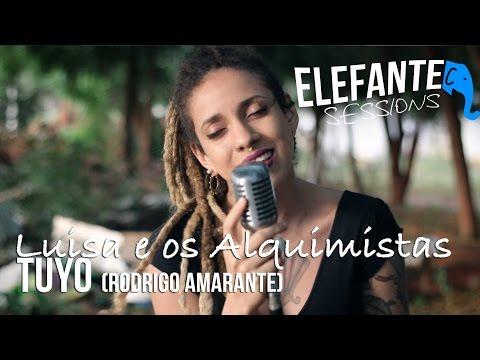ELEFANTE SESSIONS | Luisa e os Alquimistas - Tuyo (Rodrigo Amarante)