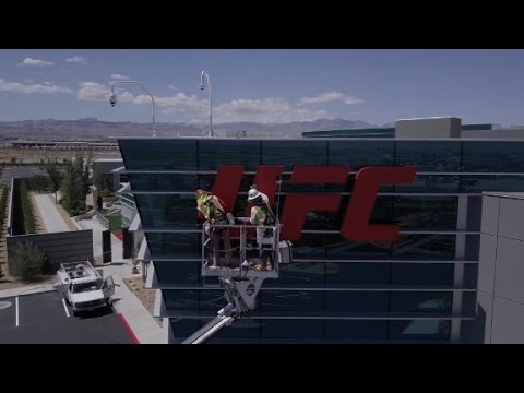 Behind The Scenes At Ufc S New Headquarters Youtube