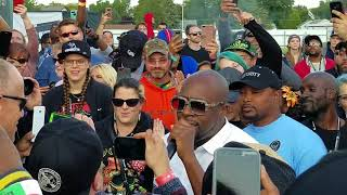 Wyclef Jean @ High Times Cannibas Cup in Michigan 2017