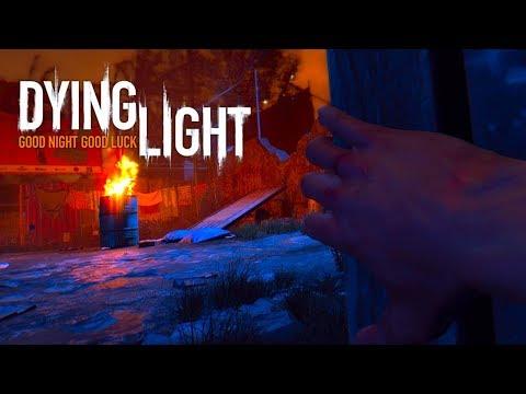 ПЕРВАЯ НОЧЬ ПРОТИВ ЗОМБИ ▲ DYING LIGHT #2