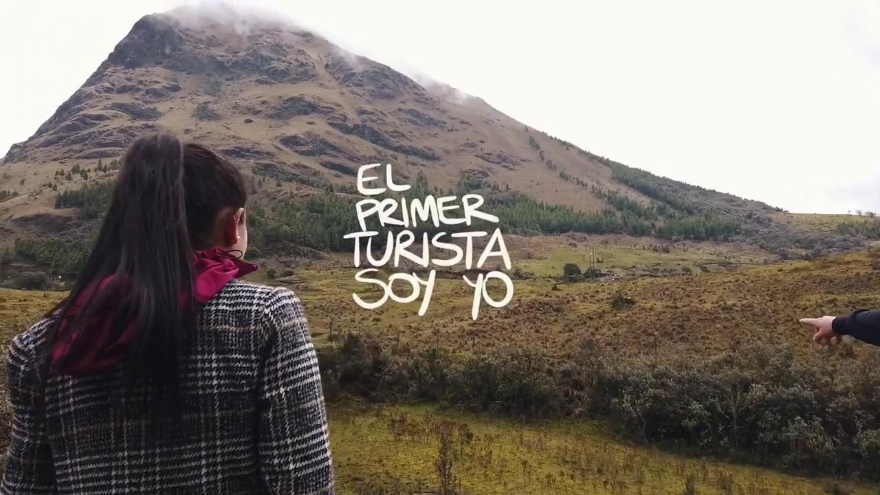 EL PRIMER TURISTA SOY YO