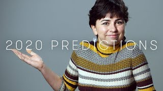 100 People Tell Us Their 2020 Predictions | Keep It 100 | Cut