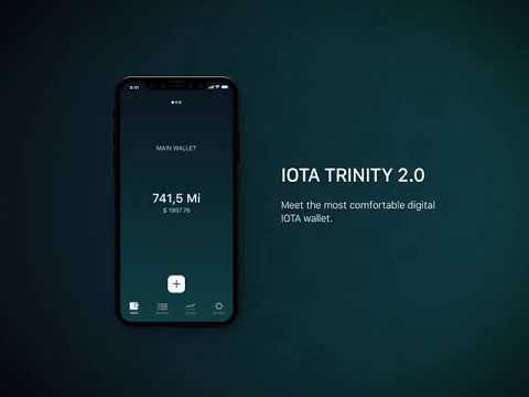 IOTA Trinity 2.0 Mobile Graphic