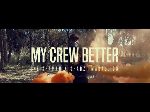 Beats By Blass - MY CREW BETTER (Ft ShabZi Madallion & One Shaman) [Official Music Video]
