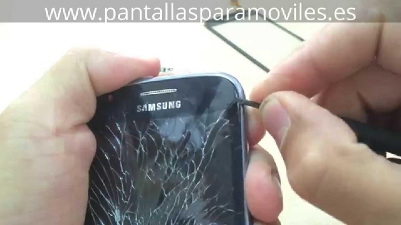 Como Cambiar Pantalla Tactil Samsung Galaxy Core I8260 S
